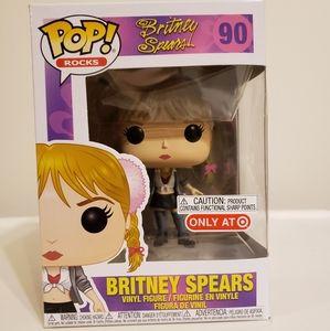 Britney Spears Funko Pop